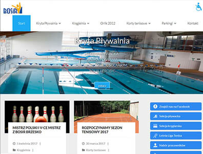Brzeski Ośrodek Sportu i Rekreacji w Brzesku