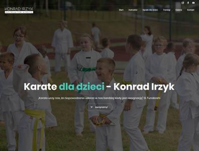 karate irzyk